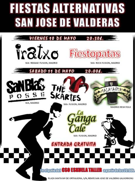 Fiestas Alternativas Valderas 2