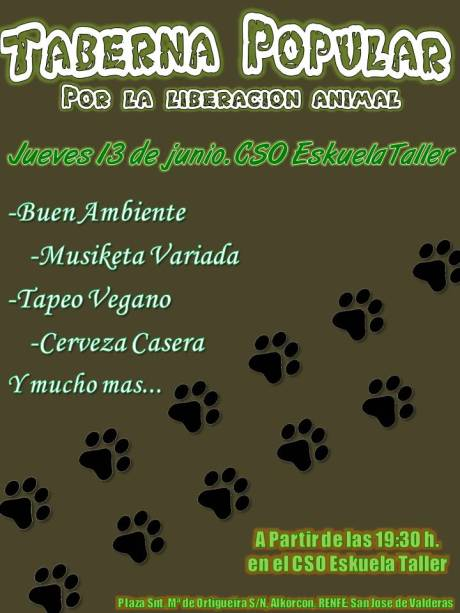 taberna animal