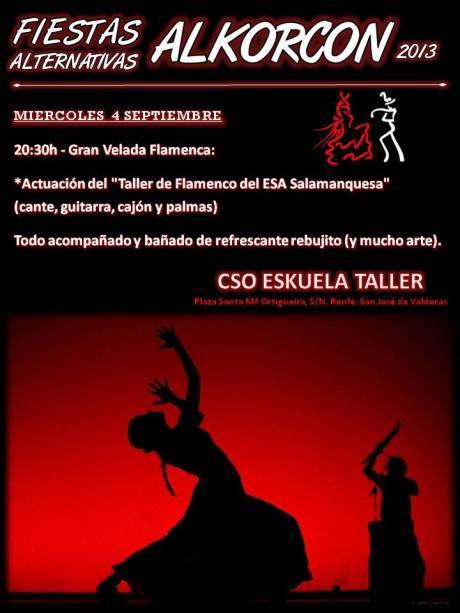 Fiestas ALK Flamenco