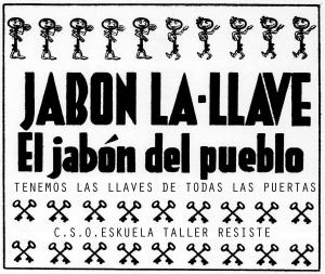 Jabon La Llave copia